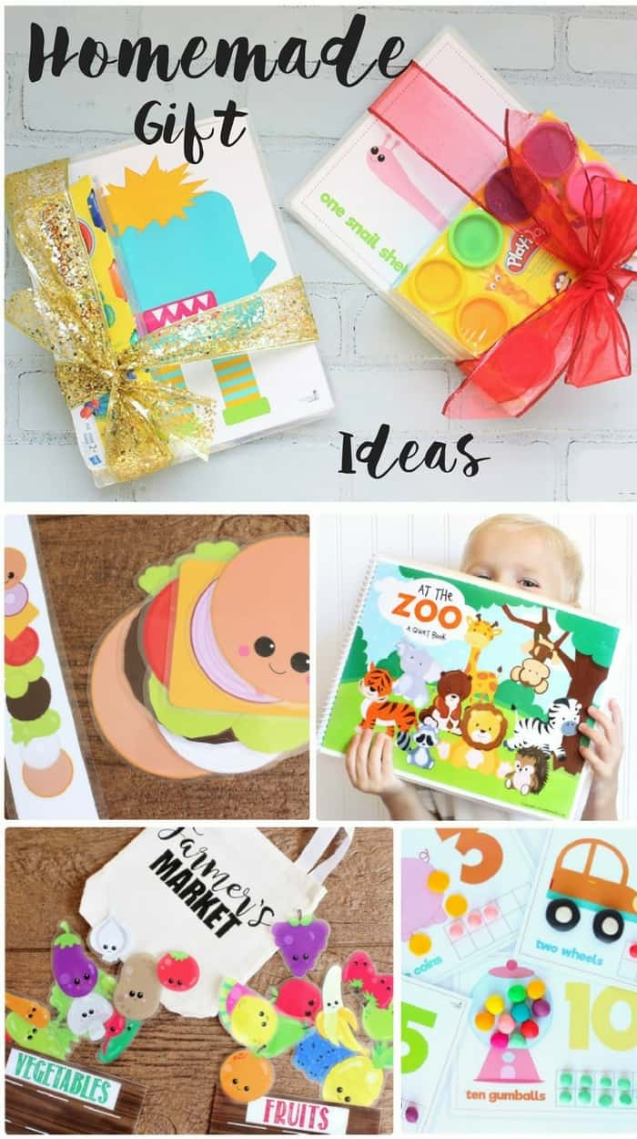 Homemade Christmas Gifts & present Ideas for Kids