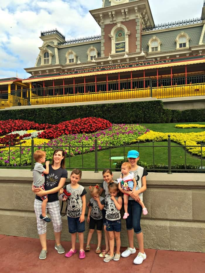 How to do Disney World With Young Kids
