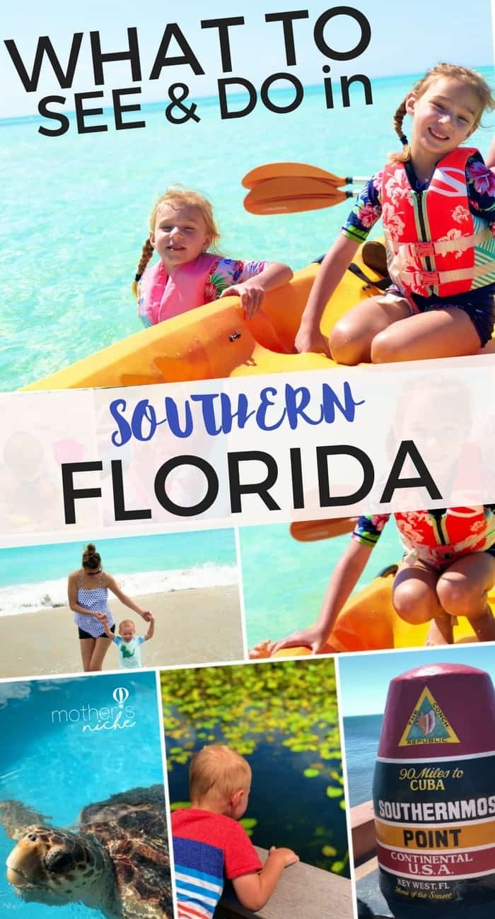 An amazing travel guide for all the best things to do in South Florida