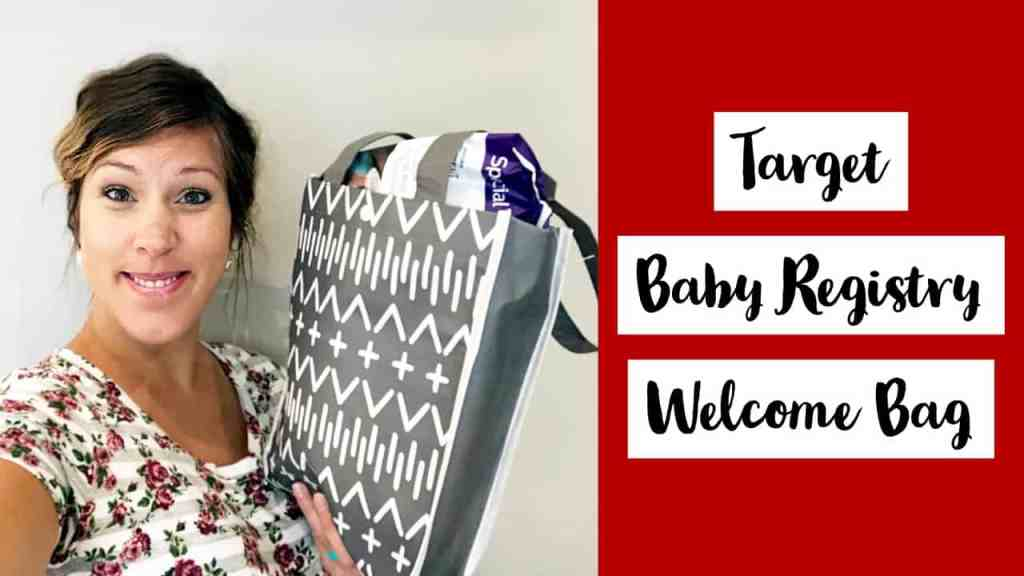 How to get freebies with Target's Baby Registry