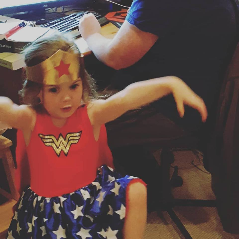 wonder woman role play fancy dress