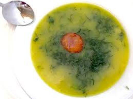 caldo verde kale chourico soup portugal