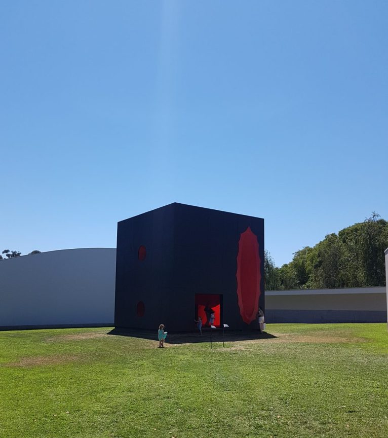 Anish Kapoor: Works, Thoughts, Experiments at Casa Serralves in Porto