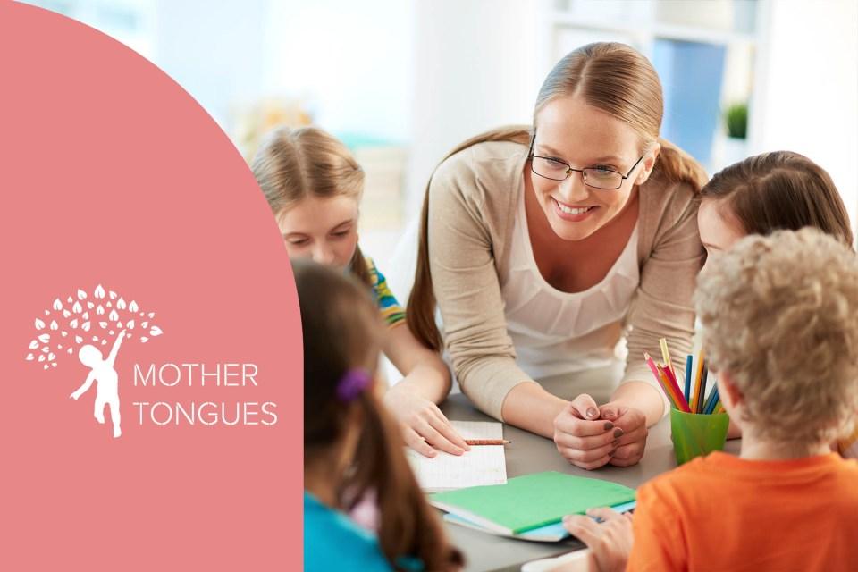 Raising bilingual children, Mother Tongues, multilingualism, bilingualism, Dublin