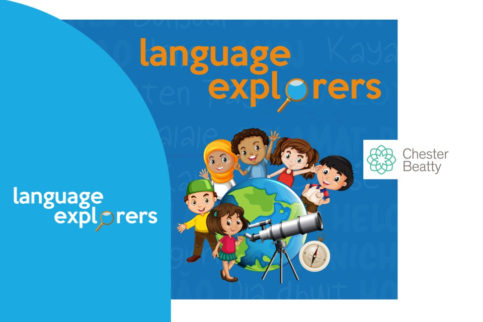 anguage Explorers at the Chester Beatty Library