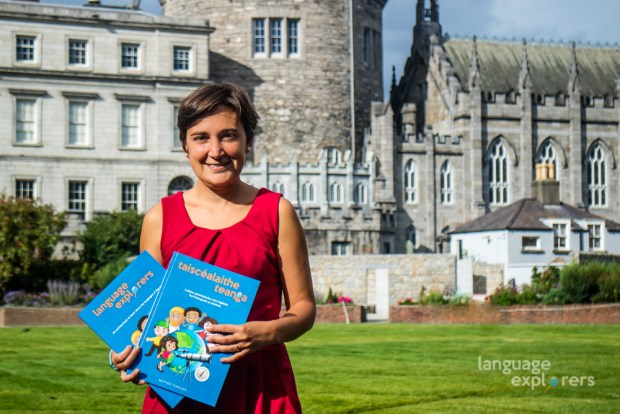 Language Explorers. Book launch at the Chester Beatty Library, 18th Sept 2018.
