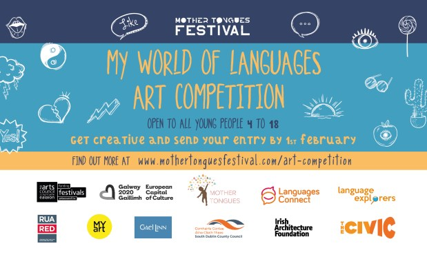 Mother Tongues Festival Art competition