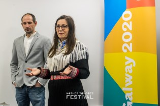 Galway Mother Tongues Festival. 22nd and 23rd February 2019. Picture Elena Cristofanon