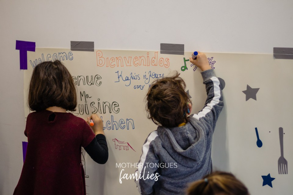 mother tongues families