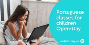 portuguese classes open day