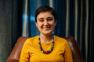 Dr Francesca La Morgia