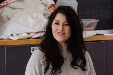 María Ortega García. Mother Tongues Festival 2020. 22-23 February, Tallaght, Dublin.
