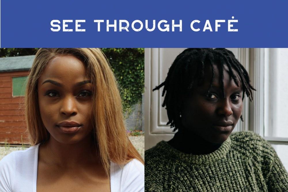 see through cafe