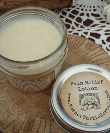Pain Relief Lotion