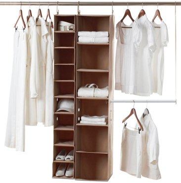 neatfreak closet organizer