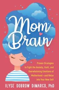 Cover of book Mom Brain