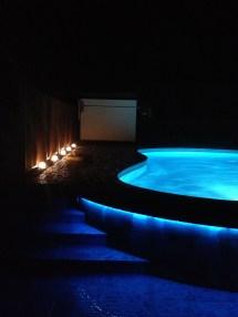 Garden And Swimming Pool Lighting Stuart Moth