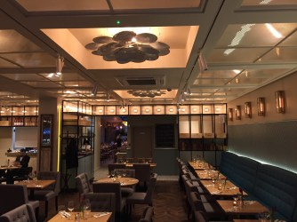 Lighting Design for Restuarant