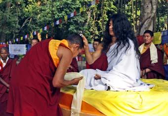 Our Savior, Our Buddha Boy (2/2)
