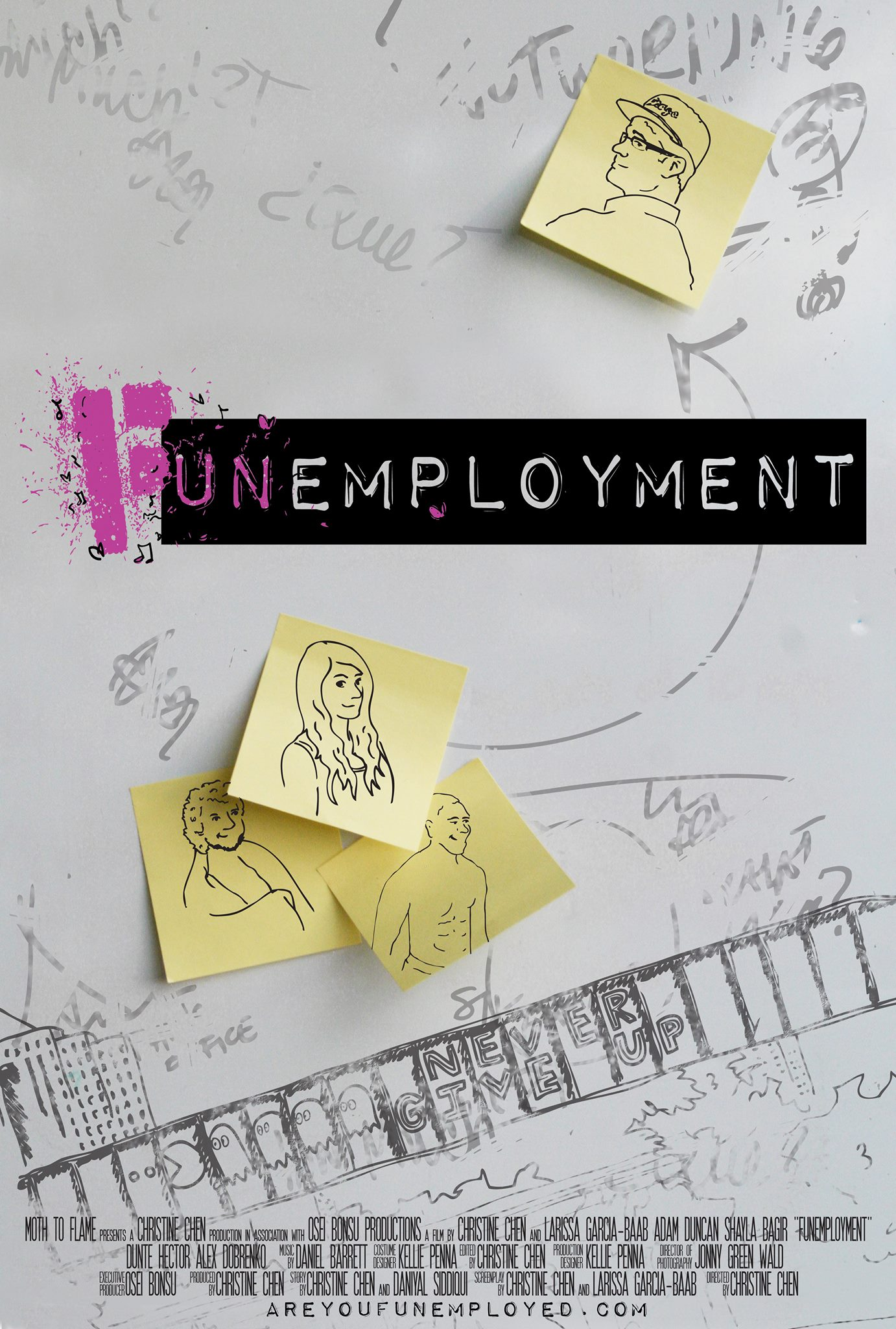 Funemployment movie poster