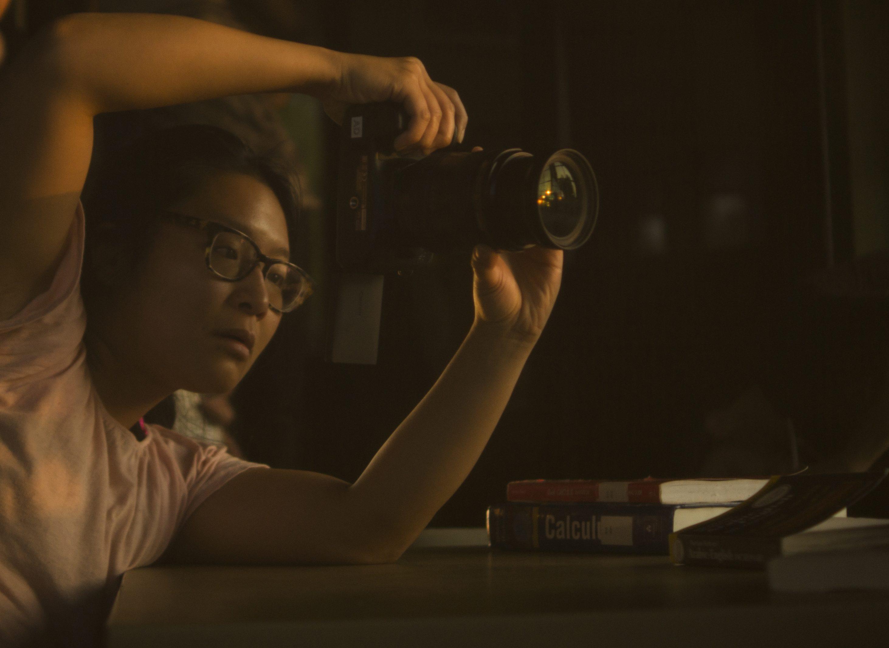 Christine W Chen, Director of short film Ya Albi