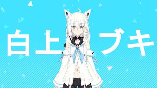 【白上フブキ】フブキちゃんのbilibili100万人記念衣装は8月1日に公開!!【ホロライブ】