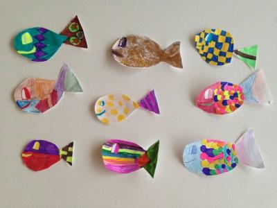 Petits poissons du 1er avril