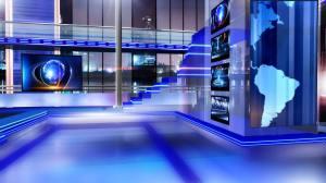 virtual newsroom motion graphics format array