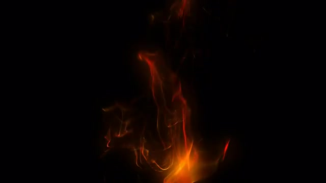 fascinating fire background stock