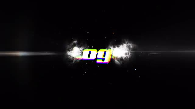 Dark Explosion Logo Reveal After Effects Templates