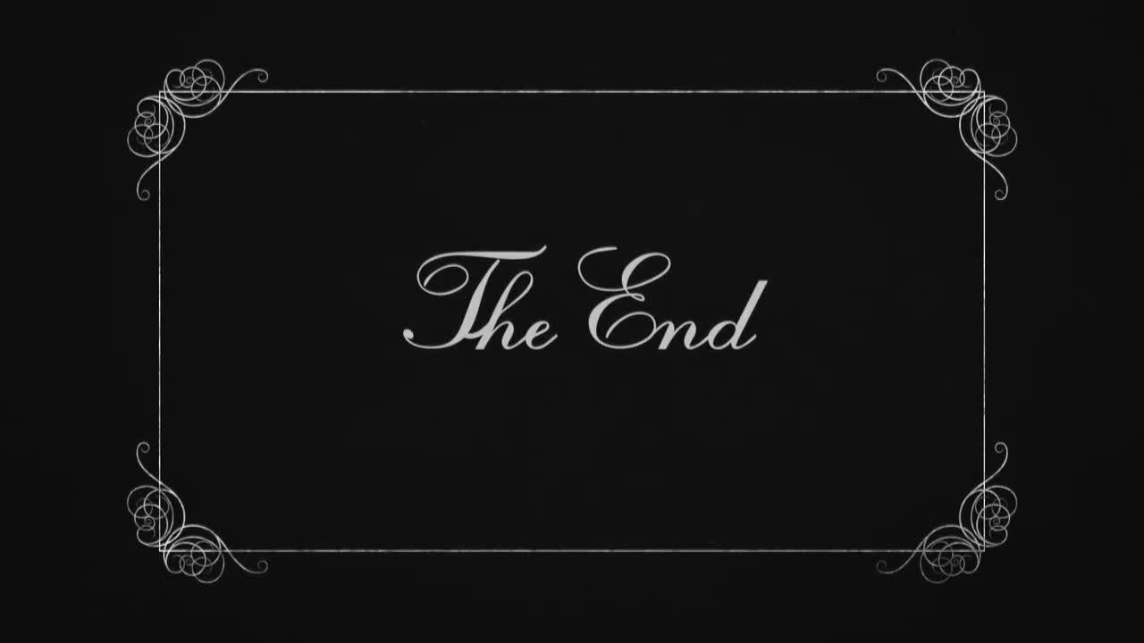Silent Movie The End Wwwpixsharkcom Images Galleries