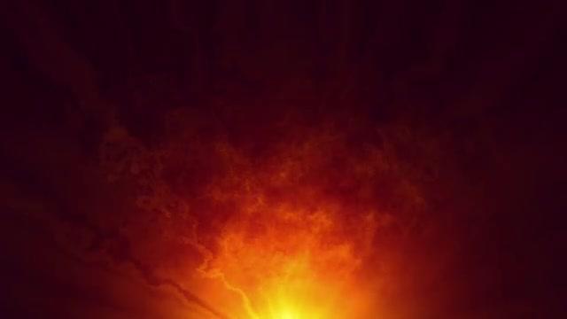 raging fire background 4k