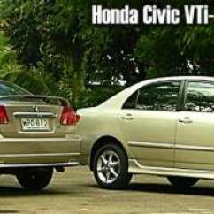New Corolla Altis Vs Honda Civic All Innova Venturer The One Vti S 2002 Ever Since Introduction Of