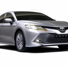 All New Camry Grand Veloz Bekas Toyota Ph Launches Motor Philippines Has Launched The Sedan Based On Company S Global Architecture Tnga Platform Promises Better