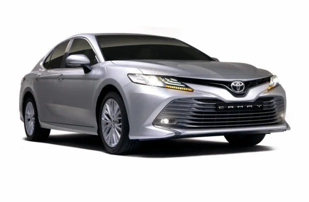 all new camry philippines foto grand avanza 2018 toyota ph launches motor has launched the sedan based on company s global architecture tnga platform promises better