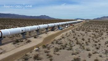 Hyperloop One Shares Transformative Vision for the Future of Manufacturing