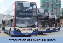 Electric Mobility Prasarana Rapid electric hybrid bus