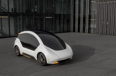 Amber mobility to launch self-driving electric car-sharing service in Netherlands by 2018