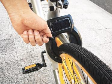 OBike Launches the First On-Demand Dockless Bike Sharing in Malaysia smartlock