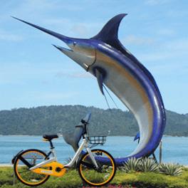 oBike bike sharing East Malaysia expands to Kota Kinabalu