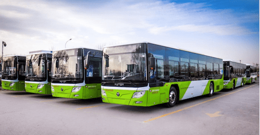 Vietnam Five Year Plan Towards Sustainable urban Mobility electric vehicle hybrid bus