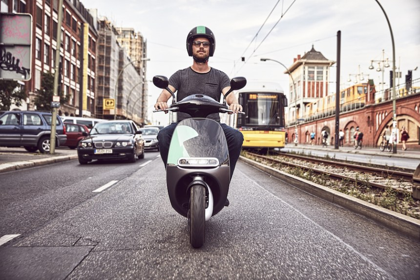 Bosch is Geared for Growth in Urban Mobility and Smart Cities Solutions electric mobility electric scooter bike vehicle