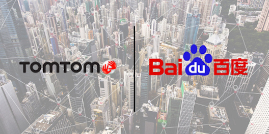 TomTom and Baidu Join Forces to Develop Unified High Definition Maps for Autonomous Driving HD autonomous vehicle unified standard