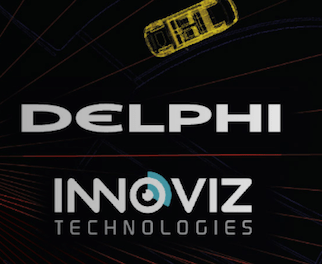 Delphi Partners with Innoviz Technologies to Provide High-Performance LiDAR Solutions for Autonomous Vehicles