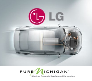 LG Electronics will Build Electric Vehicle Components Production Facility In Michigan