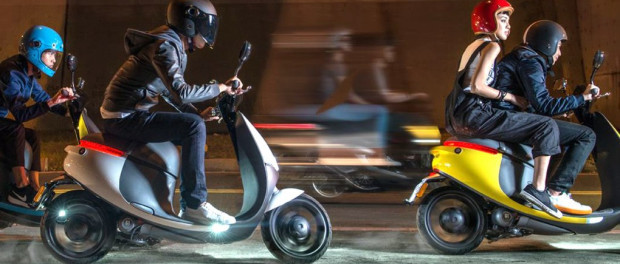 Sustainable Urban Mobility Startup Gogoro Completes Series C Investment Round electric scooter vehicle