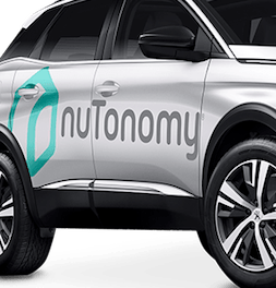 Delphi Acquires Autonomous Mobility On Demand Startup nuTonomy autonomous vehicle driving tech urban mobility