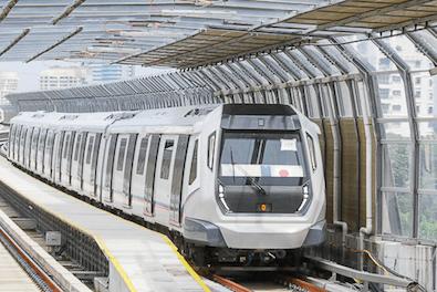 Ridership on the Rise for Malaysian Rail Transit System MRT LRT monorail Komuter KTM urban mobility