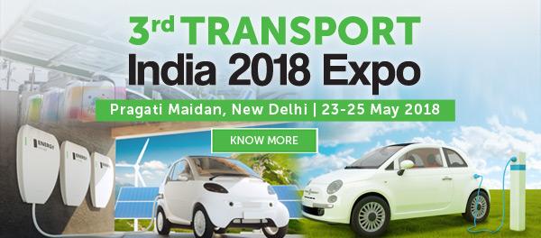 3rd Transport India 2018 electric ride sharing hailing public transport bike sharing transit urban mobility
