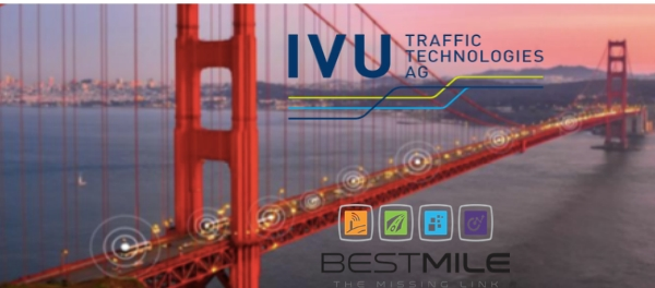 IVU and BestMile Launches Autonomous Mobility Solution for Public Transport driverless on demand autonomous urban mobility
